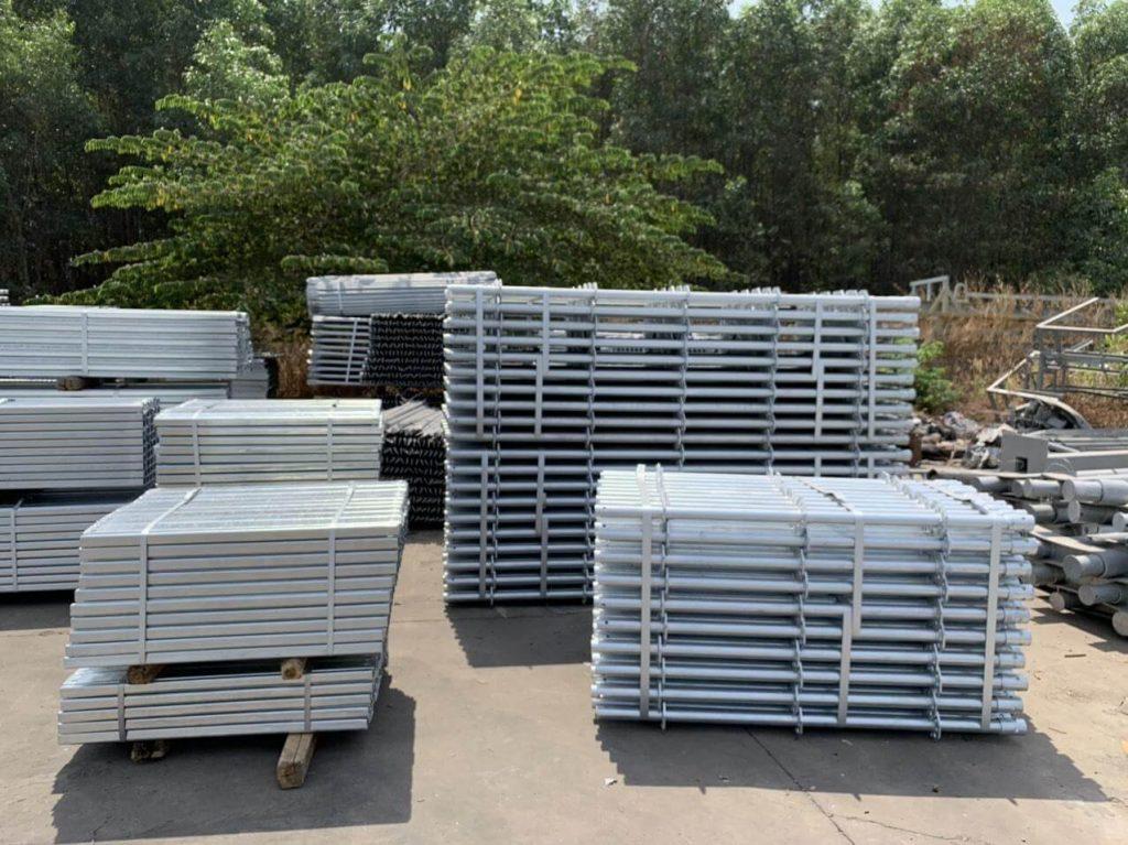 Công ty gia công mạ kẽm điện phân và mạ kẽm nhúng nóng sắt thép giá rẻ tại tphcm
