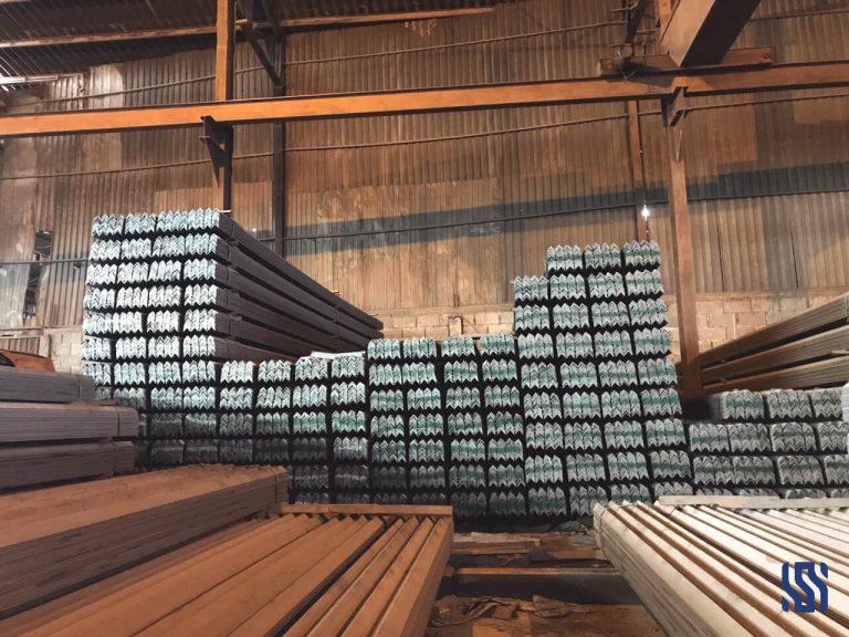 sắt thép hình V tổ hợp giá rẻ tphcm